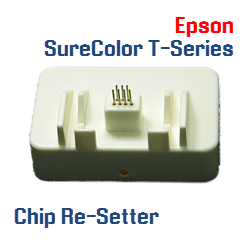 Chip Re-Setter Epson SureColor T-Series Printers Cartridges