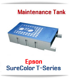 Epson SureColor T-Series Maintenance Tank