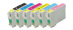 T079 Epson compatible ink cartridges