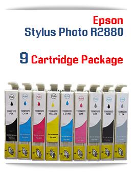 9 Cartridge Special -T096 Epson Stylus Photo R2880 Photo Printer Compatible Ink Cartridges