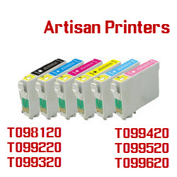 T099 Epson Compatible Ink Cartridges