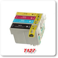 T127 Compatible ink cartridges