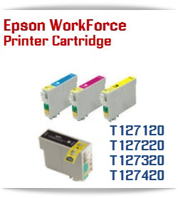 Epson WorkForce Compatible ink cartridges