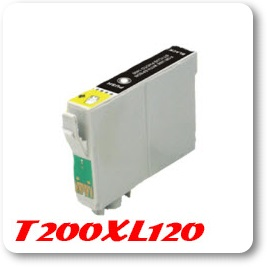 T200XL120 Black Ink Cartridge