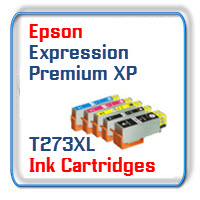Epson Expression Premium XP-600, XP-610, XP-800, XP-810 Ink Cartridges