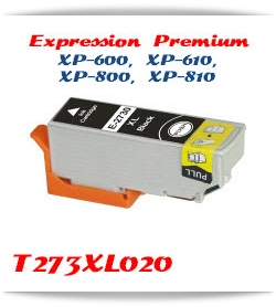 T273XL020 Black Epson Expression Premium XP-610 Printer ink cartridge