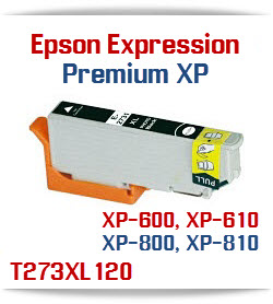 T273XL120 Photo Black Epson Expression Premium XP Printer ink cartridge
