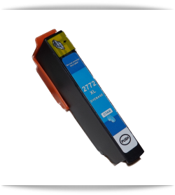 Cyan T277XL220 Compatible Epson Expression Photo XP-850, XP-950 Small in One printer ink cartridge