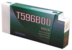 T596B00 Green Epson Stylus Pro 7900/9900 Ink Cartridge