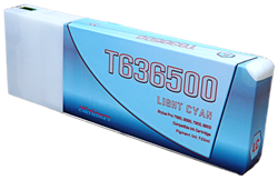 T636500 Light Cyan Epson Stylus Pro Ink Cartridge