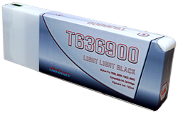 T636900 - Light Light Black Stylus Pro Ink Cartridge