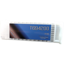Cyan T694200 EPSON SureColor T3000, T5000, T7000, T3270, T5270, T7270, T5270D, T7270D cartridges 700ml