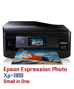Epson Expression Photo XP-860 Compatible Ink Cartridges