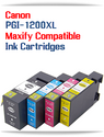 PGI-1200XL Compatible Ink Cartridge Canon Maxify MB2020, MB2320 printers