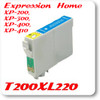 T200XL220 Cyan Epson Expression Home XP Inkjet Printer Compatible Ink Cartridges