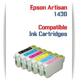 Epson Artisan 1430 Inkjet Printer Compatible Ink Cartridges