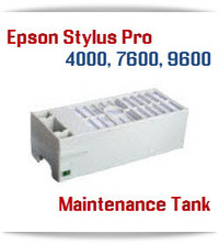 Compatible Maintenance Tank for EPSON Stylus Pro 4000, 7600, 9600 Printers