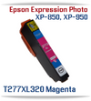 Magenta High-capacity Expression Photo XP-850 Small in One, XP-950 Small in One Printer Compatible Ink Cartridges