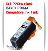 CLI-226BK Black Compatible Canon Pixma printer Ink Cartridge