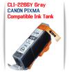 CLI-226GY Gray Compatible Canon Pixma printer Ink Cartridge