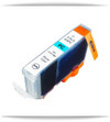 CLI-8PC Photo Cyan Compatible Canon Pixma printer Ink Cartridge W/ Chip