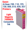 Epson Artisan Printer T098620 Light Magenta Compatible Ink Cartridge
