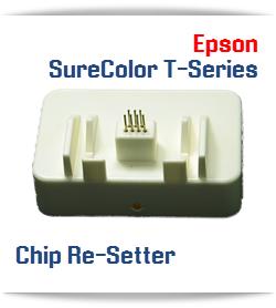 Chip Resetter EPSON SureColor T-Series Ink Cartridges