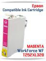 MAGENTA T252XL320 Epson WorkForce WF compatible ink cartridge