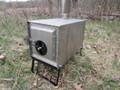 UL I ti camp stove, 8 1/2 lbs with pipe.