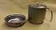 Here's the 900 series with the titanium lid. Get two titanium lids, and you'll have lids for both the pan and pot!