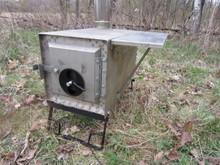 ULI DX titanuim camp stove