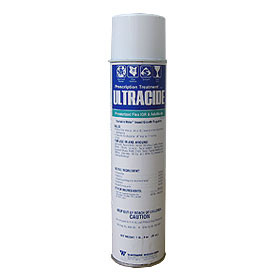Ultracide Flea Spray - Aerosol
