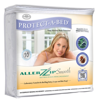 bed bug mattress covers - protect a bed mattress encasement - king