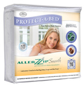 Protect A Bed AllerZip Mattress Encasement  Full