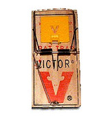 Victor Professional Wooden Rat Traps