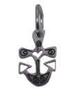 Anchor Charm (Stainless Steel)