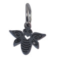 Bee charm (Stainless Steel)
