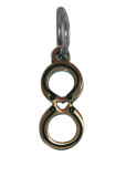 Infinity Charm (Stainless Steel)