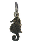 Seahorse Charm (Stainless Steel)
