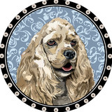 Cockerspaniel Pendant
