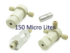 150 µL Biocompatible PEEK Static Mixer