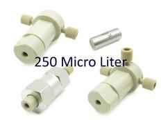 250 µL Biocompatible PEEK Static Mixer