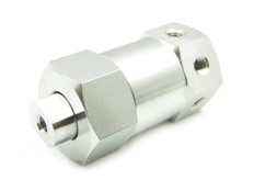 350 µL and 500 µL Analytical Flow Series Ternary Tee Stainless Steel Housing