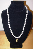 AKA Pearl Lavalier Necklace