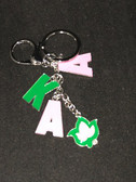 AKA Charm Key Chain