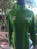 Alpha Kappa Alpha Dri Fit Track Jacket