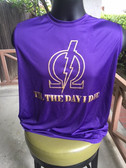Omega Psi Phi 'Til The Day I Die' TShirt