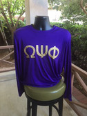 Omega Psi Phi Long Sleeve With 1911 On The Sleeve