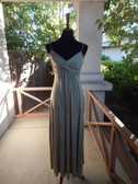 Sage Green Maxi Dress