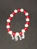 Delta Sigma Theta 1913 Bracelet
